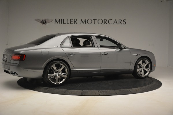 Used 2018 Bentley Flying Spur W12 S for sale Sold at Rolls-Royce Motor Cars Greenwich in Greenwich CT 06830 8