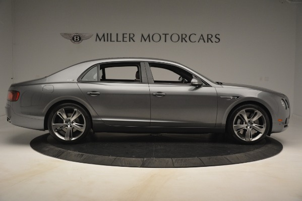 Used 2018 Bentley Flying Spur W12 S for sale Sold at Rolls-Royce Motor Cars Greenwich in Greenwich CT 06830 9