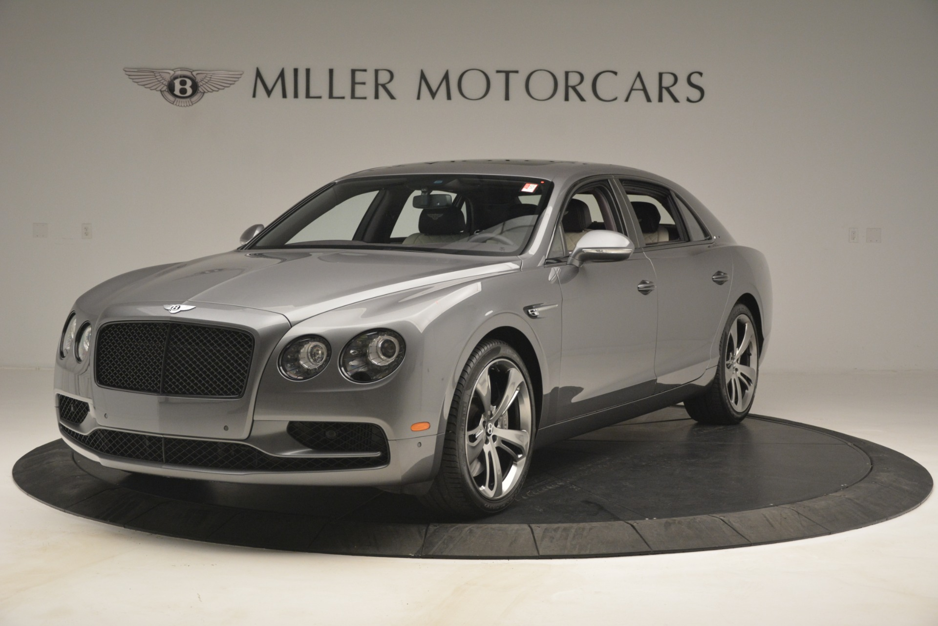 Used 2018 Bentley Flying Spur W12 S for sale Sold at Rolls-Royce Motor Cars Greenwich in Greenwich CT 06830 1
