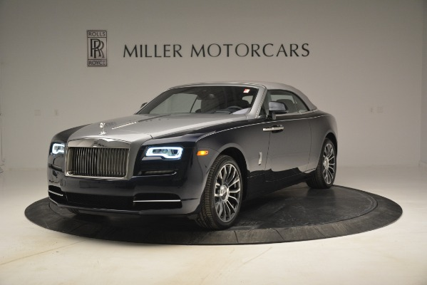 New 2019 Rolls-Royce Dawn for sale Sold at Rolls-Royce Motor Cars Greenwich in Greenwich CT 06830 10