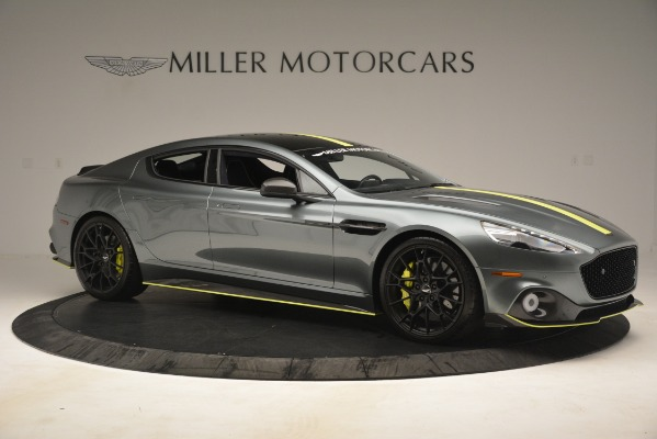 New 2019 Aston Martin Rapide AMR Sedan for sale Sold at Rolls-Royce Motor Cars Greenwich in Greenwich CT 06830 10