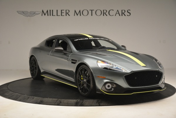 New 2019 Aston Martin Rapide AMR Sedan for sale Sold at Rolls-Royce Motor Cars Greenwich in Greenwich CT 06830 11