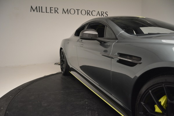 New 2019 Aston Martin Rapide AMR Sedan for sale Sold at Rolls-Royce Motor Cars Greenwich in Greenwich CT 06830 14