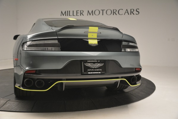 New 2019 Aston Martin Rapide AMR Sedan for sale Sold at Rolls-Royce Motor Cars Greenwich in Greenwich CT 06830 15
