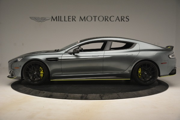 New 2019 Aston Martin Rapide AMR Sedan for sale Sold at Rolls-Royce Motor Cars Greenwich in Greenwich CT 06830 3