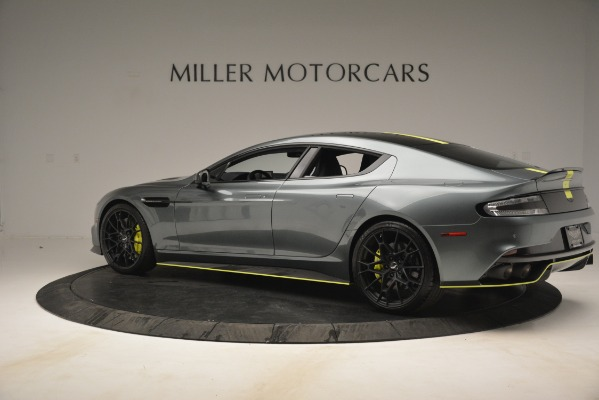 New 2019 Aston Martin Rapide AMR Sedan for sale Sold at Rolls-Royce Motor Cars Greenwich in Greenwich CT 06830 4