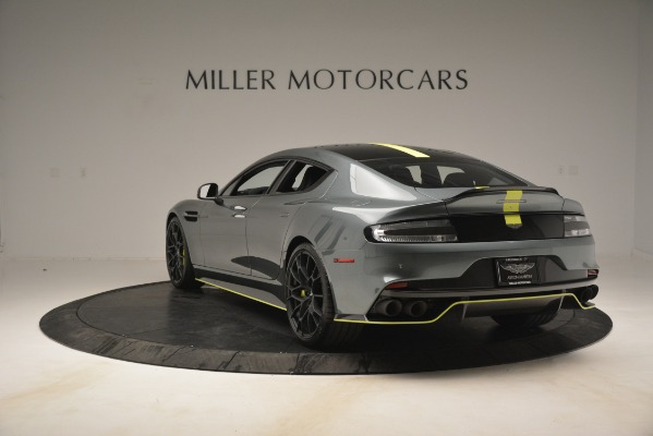 New 2019 Aston Martin Rapide AMR Sedan for sale Sold at Rolls-Royce Motor Cars Greenwich in Greenwich CT 06830 5
