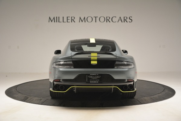 New 2019 Aston Martin Rapide AMR Sedan for sale Sold at Rolls-Royce Motor Cars Greenwich in Greenwich CT 06830 6