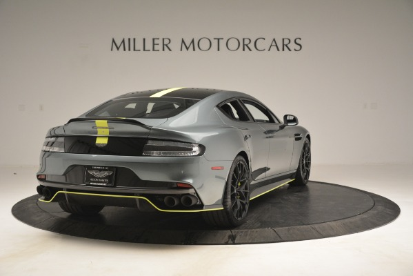 New 2019 Aston Martin Rapide AMR Sedan for sale Sold at Rolls-Royce Motor Cars Greenwich in Greenwich CT 06830 7