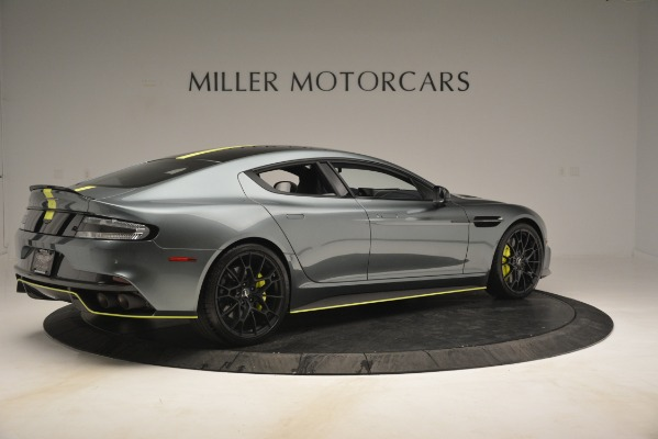 New 2019 Aston Martin Rapide AMR Sedan for sale Sold at Rolls-Royce Motor Cars Greenwich in Greenwich CT 06830 8
