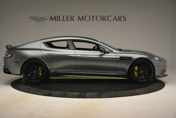 New 2019 Aston Martin Rapide AMR Sedan for sale $282,980 at Rolls-Royce Motor Cars Greenwich in Greenwich CT 06830 9