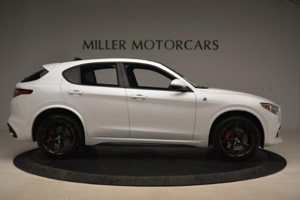Used 2019 Alfa Romeo Stelvio Quadrifoglio for sale Sold at Rolls-Royce Motor Cars Greenwich in Greenwich CT 06830 10