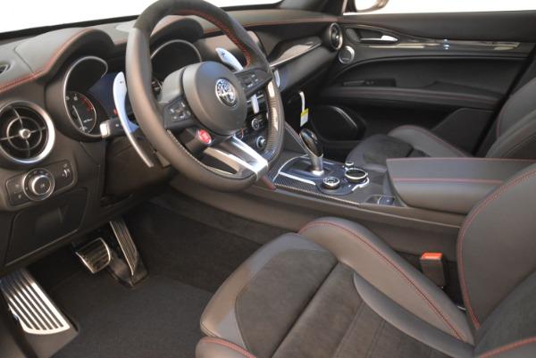 Used 2019 Alfa Romeo Stelvio Quadrifoglio for sale Sold at Rolls-Royce Motor Cars Greenwich in Greenwich CT 06830 14