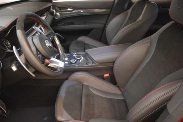 Used 2019 Alfa Romeo Stelvio Quadrifoglio for sale Sold at Rolls-Royce Motor Cars Greenwich in Greenwich CT 06830 15