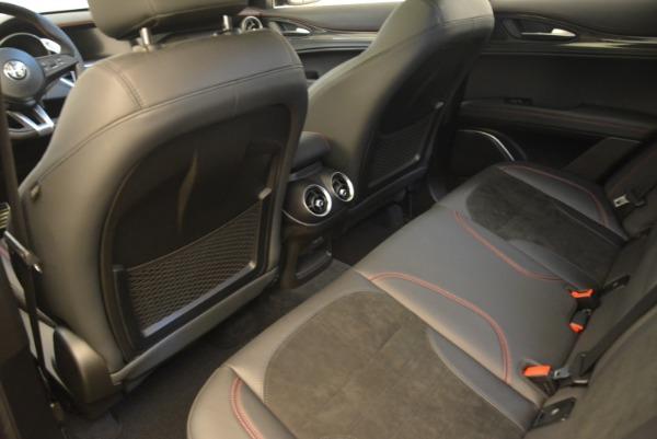 Used 2019 Alfa Romeo Stelvio Quadrifoglio for sale Sold at Rolls-Royce Motor Cars Greenwich in Greenwich CT 06830 17
