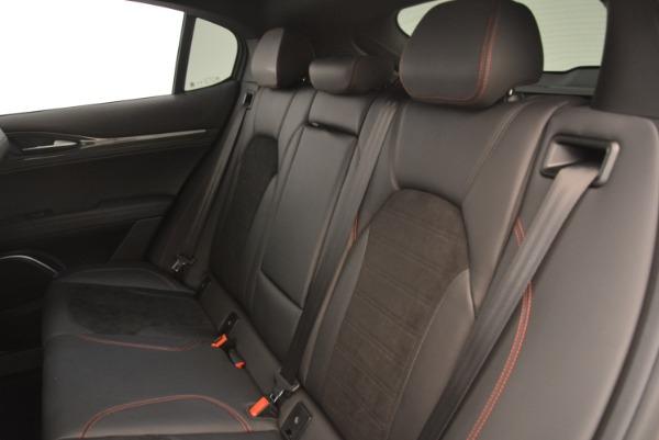 Used 2019 Alfa Romeo Stelvio Quadrifoglio for sale Sold at Rolls-Royce Motor Cars Greenwich in Greenwich CT 06830 19