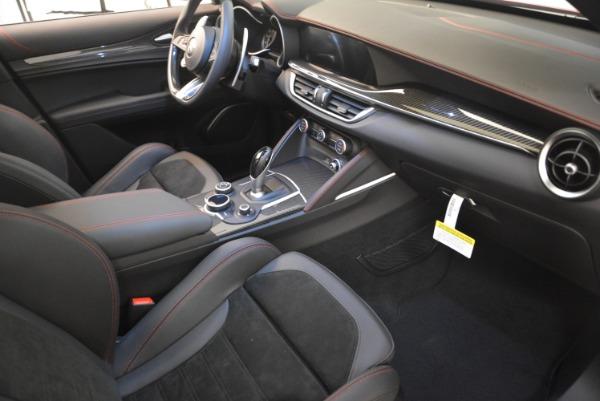 Used 2019 Alfa Romeo Stelvio Quadrifoglio for sale Sold at Rolls-Royce Motor Cars Greenwich in Greenwich CT 06830 20