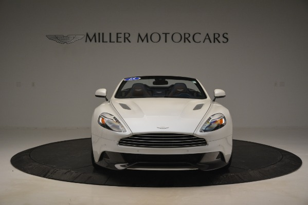 Used 2015 Aston Martin Vanquish Convertible for sale Sold at Rolls-Royce Motor Cars Greenwich in Greenwich CT 06830 12