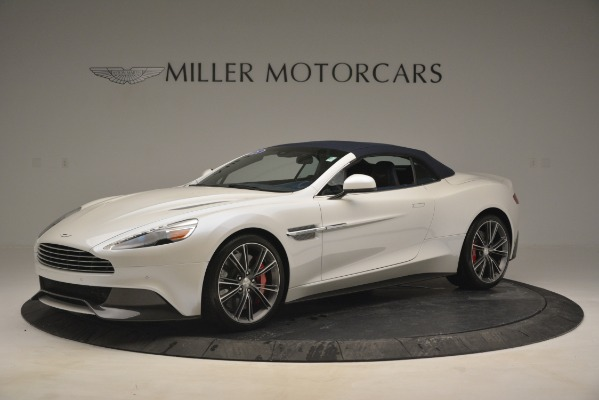 Used 2015 Aston Martin Vanquish Convertible for sale Sold at Rolls-Royce Motor Cars Greenwich in Greenwich CT 06830 15