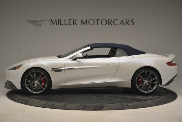 Used 2015 Aston Martin Vanquish Convertible for sale Sold at Rolls-Royce Motor Cars Greenwich in Greenwich CT 06830 16