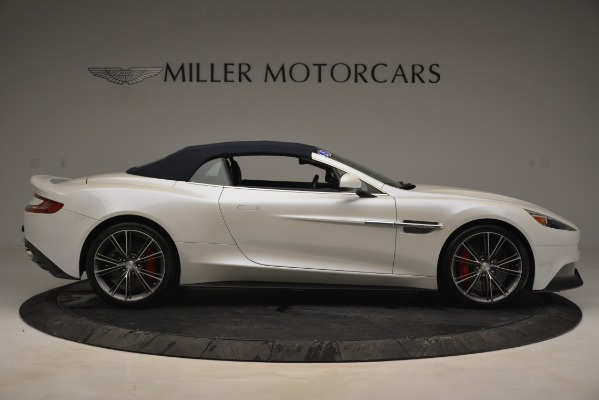 Used 2015 Aston Martin Vanquish Convertible for sale Sold at Rolls-Royce Motor Cars Greenwich in Greenwich CT 06830 17