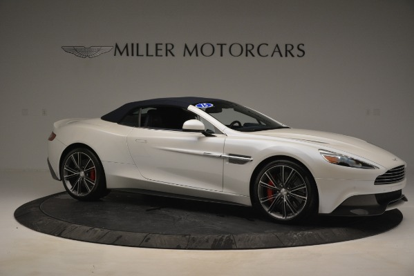 Used 2015 Aston Martin Vanquish Convertible for sale Sold at Rolls-Royce Motor Cars Greenwich in Greenwich CT 06830 18