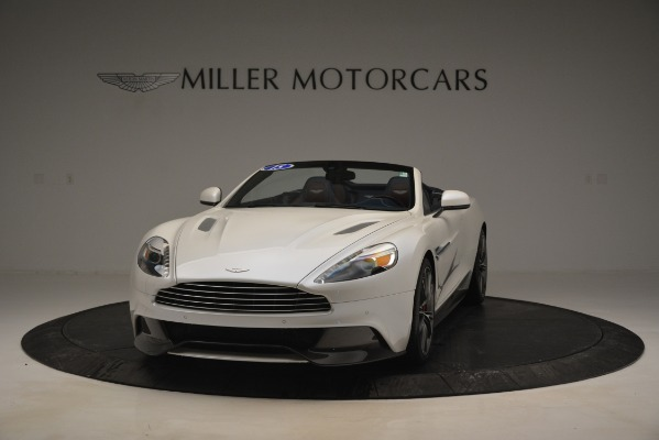 Used 2015 Aston Martin Vanquish Convertible for sale Sold at Rolls-Royce Motor Cars Greenwich in Greenwich CT 06830 2