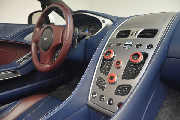 Used 2015 Aston Martin Vanquish Convertible for sale Sold at Rolls-Royce Motor Cars Greenwich in Greenwich CT 06830 25