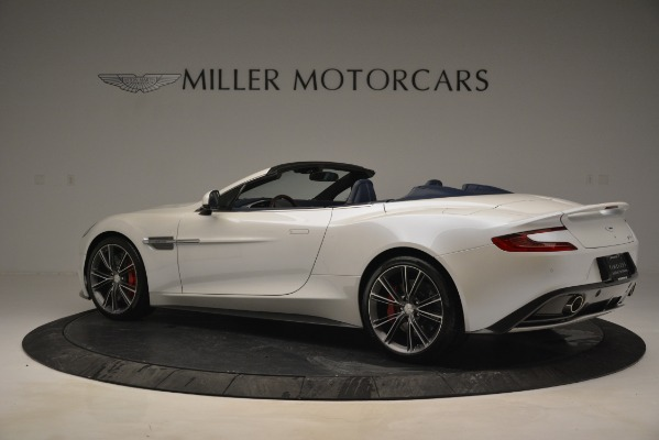 Used 2015 Aston Martin Vanquish Convertible for sale Sold at Rolls-Royce Motor Cars Greenwich in Greenwich CT 06830 4