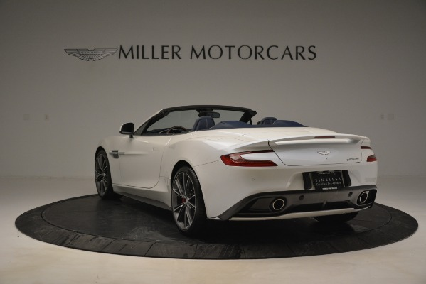 Used 2015 Aston Martin Vanquish Convertible for sale Sold at Rolls-Royce Motor Cars Greenwich in Greenwich CT 06830 5