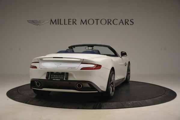 Used 2015 Aston Martin Vanquish Convertible for sale Sold at Rolls-Royce Motor Cars Greenwich in Greenwich CT 06830 7