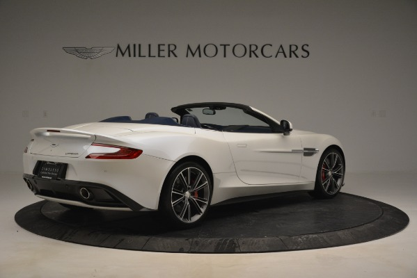 Used 2015 Aston Martin Vanquish Convertible for sale Sold at Rolls-Royce Motor Cars Greenwich in Greenwich CT 06830 8