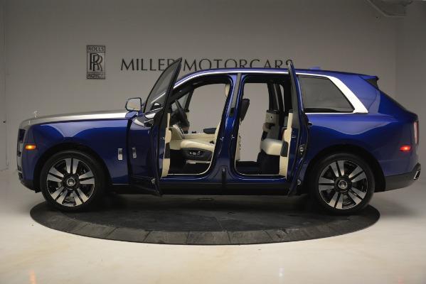 New 2019 Rolls-Royce Cullinan for sale Sold at Rolls-Royce Motor Cars Greenwich in Greenwich CT 06830 11