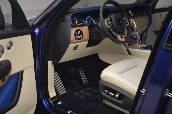 New 2019 Rolls-Royce Cullinan for sale Sold at Rolls-Royce Motor Cars Greenwich in Greenwich CT 06830 14
