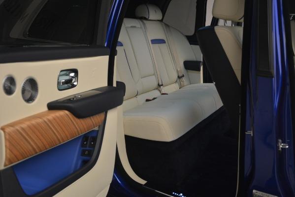 New 2019 Rolls-Royce Cullinan for sale Sold at Rolls-Royce Motor Cars Greenwich in Greenwich CT 06830 16