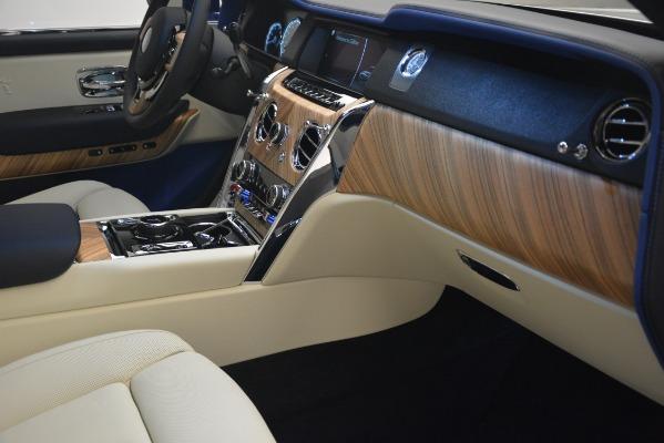 New 2019 Rolls-Royce Cullinan for sale Sold at Rolls-Royce Motor Cars Greenwich in Greenwich CT 06830 17