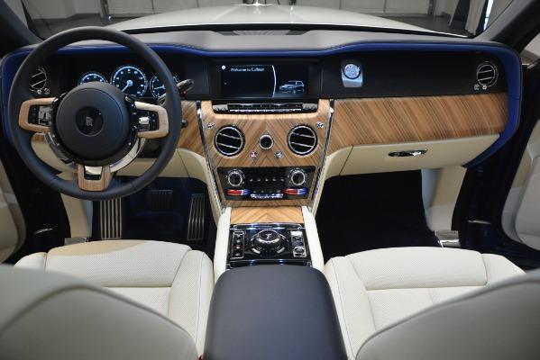 New 2019 Rolls-Royce Cullinan for sale Sold at Rolls-Royce Motor Cars Greenwich in Greenwich CT 06830 18