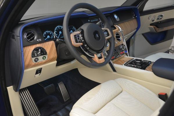 New 2019 Rolls-Royce Cullinan for sale Sold at Rolls-Royce Motor Cars Greenwich in Greenwich CT 06830 19