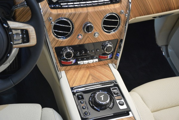 New 2019 Rolls-Royce Cullinan for sale Sold at Rolls-Royce Motor Cars Greenwich in Greenwich CT 06830 23