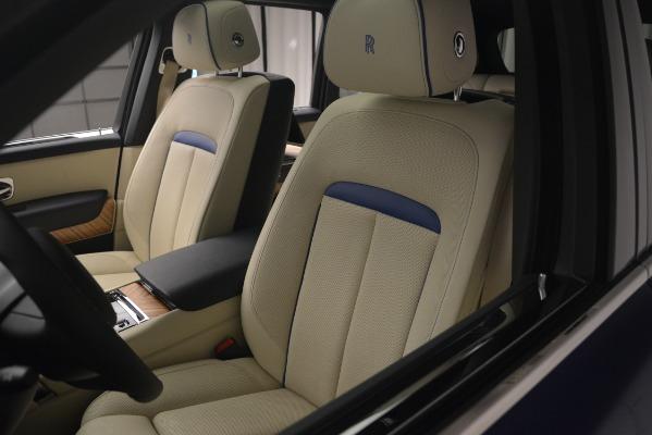 New 2019 Rolls-Royce Cullinan for sale Sold at Rolls-Royce Motor Cars Greenwich in Greenwich CT 06830 24