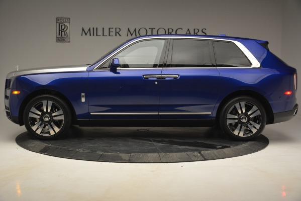 New 2019 Rolls-Royce Cullinan for sale Sold at Rolls-Royce Motor Cars Greenwich in Greenwich CT 06830 3