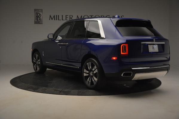 New 2019 Rolls-Royce Cullinan for sale Sold at Rolls-Royce Motor Cars Greenwich in Greenwich CT 06830 4