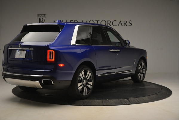 New 2019 Rolls-Royce Cullinan for sale Sold at Rolls-Royce Motor Cars Greenwich in Greenwich CT 06830 6