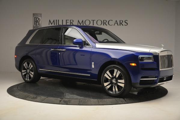 New 2019 Rolls-Royce Cullinan for sale Sold at Rolls-Royce Motor Cars Greenwich in Greenwich CT 06830 8