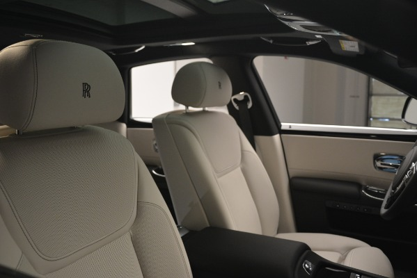 New 2019 Rolls-Royce Ghost for sale Sold at Rolls-Royce Motor Cars Greenwich in Greenwich CT 06830 28