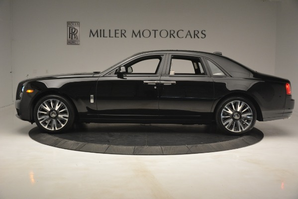 New 2019 Rolls-Royce Ghost for sale Sold at Rolls-Royce Motor Cars Greenwich in Greenwich CT 06830 3
