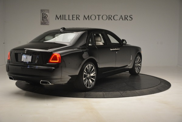 New 2019 Rolls-Royce Ghost for sale Sold at Rolls-Royce Motor Cars Greenwich in Greenwich CT 06830 8