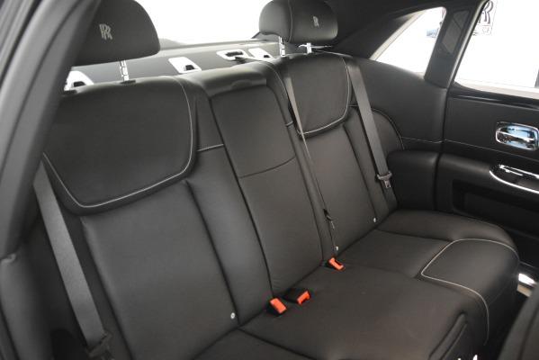 New 2019 Rolls-Royce Ghost for sale $362,950 at Rolls-Royce Motor Cars Greenwich in Greenwich CT 06830 15