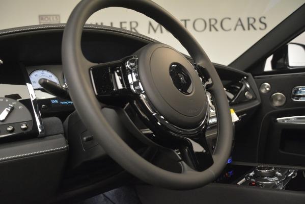 New 2019 Rolls-Royce Ghost for sale $362,950 at Rolls-Royce Motor Cars Greenwich in Greenwich CT 06830 17