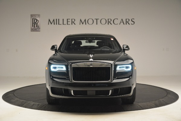 New 2019 Rolls-Royce Ghost for sale $362,950 at Rolls-Royce Motor Cars Greenwich in Greenwich CT 06830 2